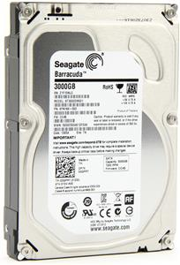 Seagate ST3000DM002 Desktop 3TB 64MB Cache Internal Hard Drive